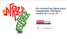 [Music] Plusieurs artistes, la Croix-Rouge et Facebook lancent la campagne #AfricaTogether pourappeler à la vigilance face au Covid-19