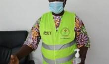 [Côte d'Ivoire Face à la progression de contamination de la Covid-19] Les établissements sanitaires communautaires lancent l'opération de sensibilisation de proximité