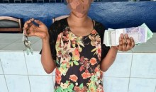 [Côte d'Ivoire/Abobo Baoulé] A peine sortie de prison, elle se fait prendre à nouveau pour vol sans effraction