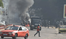 [Côte d'Ivoire/Manifestations de l'opposition contre le 3e mandat de Ouattara] Le ministère de la sécurité fait le point de la situation