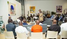 [Côte d'Ivoire] Le Premier ministre Hamed Bakayoko échange avec des patrons et ex-patrons de la presse