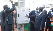 [Côte d'Ivoire/Visite d'Etat dans la Marahoué] Alassane Ouattara enchaîne les actions de développement