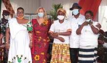 [Côte d'Ivoire/Autonomisation de la femme] Le FAFCI soutient les femmes de la Marahoué à auteur de 1 milliard 400 millions de F CFA