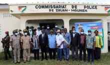 [Côte d'Ivoire/Zouan-hounien] Le ministre de la sécurité, Vagondo Diomandé invite les populations à l'aider dans sa mission