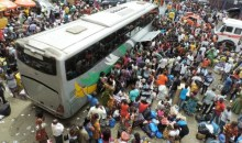 [Côte d'Ivoire/Violences pré-électorale] Des ivoiriens fuient Abidjan
