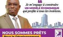 [Côte d'Ivoire/Présidentielle 2020] KKB « l'accompagnateur du candidat du RHDP »
