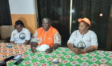 """[Côte d'Ivoire/Présidentielle 2020] Le délégué départemental Rhdp d'Arrah veut offrir une victoire """"Un coup KO'' au candidat Alassane Ouattara"""