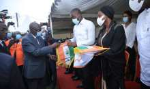 [Côte d'Ivoire/Deuil à la FIF] Les acteurs du football rendent un ultime hommage à Sidy Diallo avant son inhumation