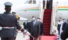 [Côte d'Ivoire] Alassane Ouattara s'est envolé pour la France ce vendredi