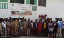 [Côte d'Ivoire/Man] La PN – RRC sensibilise lespopulations sur les risques de l'occupation des abords des cours d'eau et des flancs des montagnes
