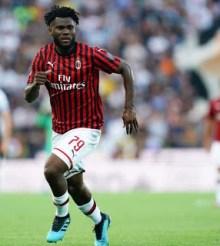 [Sports/Football] L'ivoirien Franck Kessié devenu indispensable au milieu de terrain de l'AC Milan
