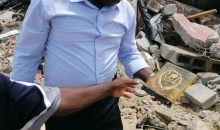 [Côte d'Ivoire/Après la démolition de sa maison] Le prix du Super Ebony 2009, Jean-Roche Kouamé retrouvé dans les décombres