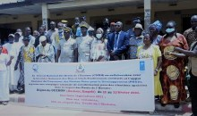 [Côte d'Ivoire/Législatives 2021] Le CNDH lance sa campagne de sensibilisation pour des élections apaisées à Duekoué