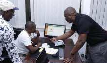 [Côte d'Ivoire/Deuil] Des images inédites d'Hamed Bakayoko en plein boulot