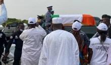 [Arrivée de la dépouille mortelle d'Hamed Bakayoko à Séguéla] L'ambiance dans la capitale du Worodougou