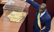 [Côte d'Ivoire/Assemblée nationale] Amadou Soumahoro, candidat du RHDP, porté à la tête de l'institution