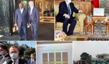 [Grosse colère contre le président de la FIFA, démocratie piétinée en Guinée, premier ivoirien vacciné contre la Covid-19 à Abidjan] L'actualité vue par Fernand Dédeh