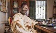[Culture] Le célèbre écrivain et historien guinéen Djibril Tamsir Niane a tiré sa révérence