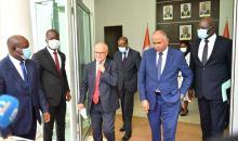 [Côte d'Ivoire/Coopération] La France veut accélérer le développement économique et social du pays selon 𝐉𝐞𝐚𝐧-𝐂𝐡𝐫𝐢𝐬𝐭𝐨𝐩𝐡𝐞 𝐁𝐞𝐥𝐥𝐢𝐚𝐫𝐝
