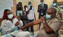 [Côte d'Ivoire] La campagne de vaccination contre la Covid-19 officiellement lancée dans la région du Tonkpi