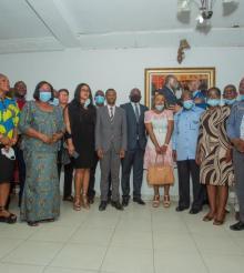 [Côte d'Ivoire/Politique] Des cadres du FPI, EDS, PDCI formés par Aube Nouvelle de Vincent Toh Bi