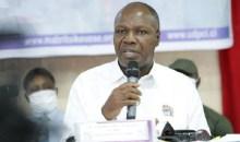 [Côte d'Ivoire/Présentation du Bureau de l'Assemblée nationale] Albert Mabri très remonté contre Amadou Soumahoro