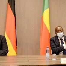 [Bénin/Politique de digitalisation] L'Allemagne s'engage à accompagner les efforts des acteurs publics et privés