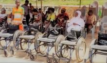 [Côte d'Ivoire/Actions sociales] Le Conseil régional du Tonkpi soulage des handicapés