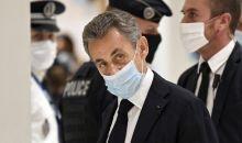 [Justice/Affaire Bygmalion] L'ex-président français Nicolas Sarkozy reconnu coupable