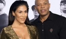 [USA] Dr Dre reçoit des papiers de divorce au cimetière lors des obsèques de sa grand-mère