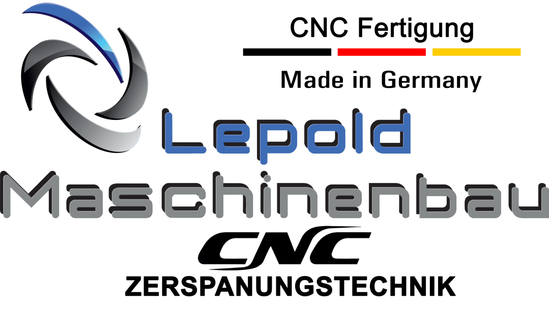 Made in Germany Lepold Maschinenbau CNC Fertigung