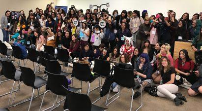 From POST: Geek Girls Meetup #7