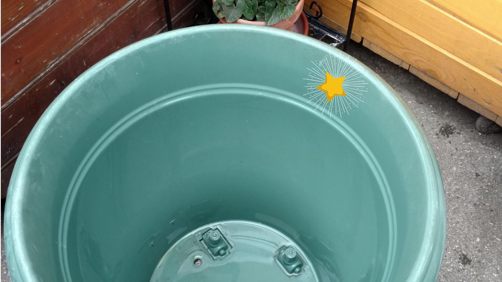 nettoyer-pot-fleurs-occasion-recup