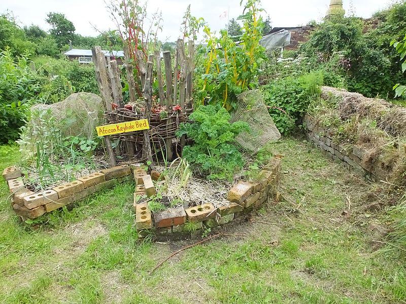 Créer son keyhole garden en 7 étapes.