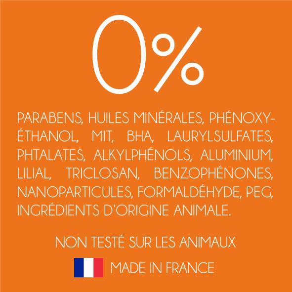 Charte qualité des produits LA ROSEE.