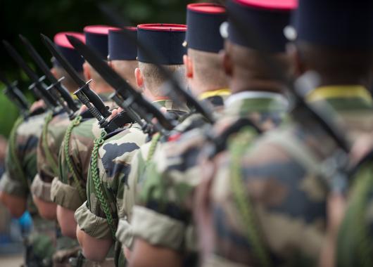 Les Wod Hero sont en l'honneur des militaires disparus.