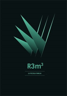 Visuel de R3m³ par Vincent Menu