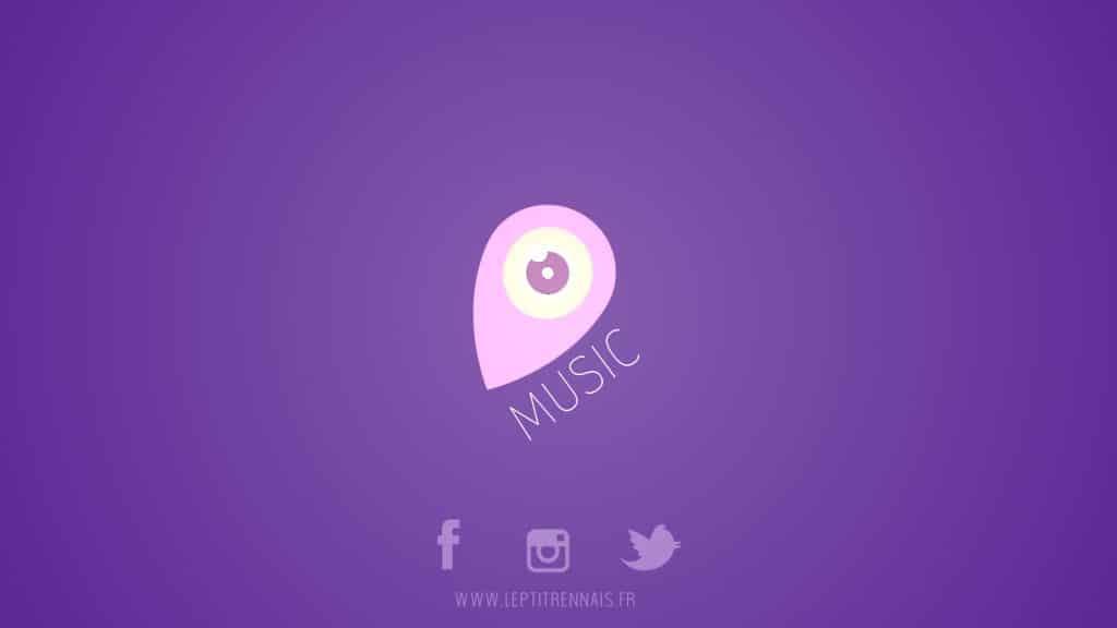 """Le P'tit Rennais lance """"Music"""" !"""