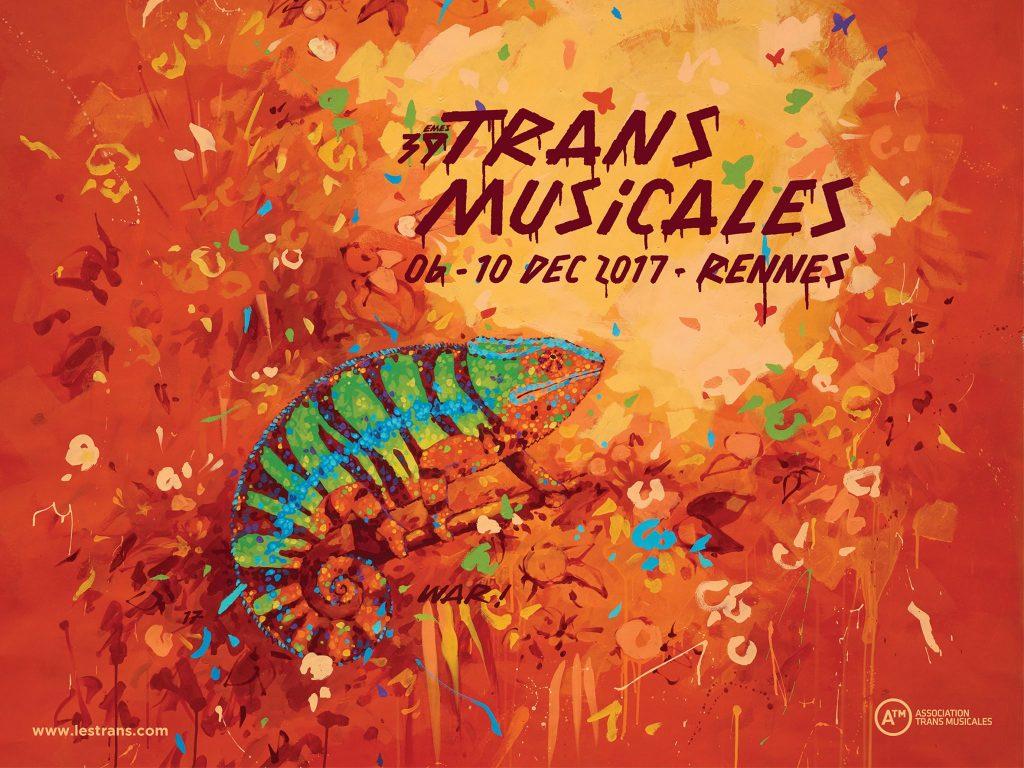 39èmes Rencontres Trans Musicales - Vendredi 08 Décembre