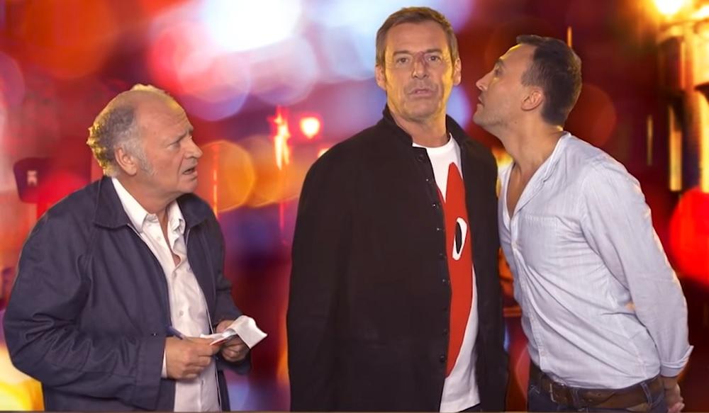 Jean-Luc Reichmann, Thierry Lopez et Stéphane Boucher