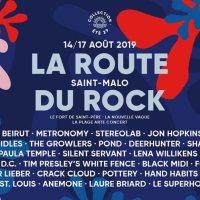 La Route du Rock : Une Tornade tellurique en approche