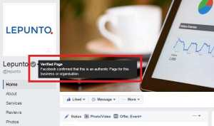 How to Verify Your Facebook Business Page? (Gray Badge)