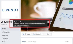 ¿Cómo verificar su página de Facebook de empresa? (Insignia gris)