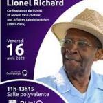 L'Université Quisqueya rend hommage au Professeur Lionel Richard
