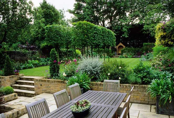How to Make Small Backyards Look Bigger on Large Backyard Design id=85264