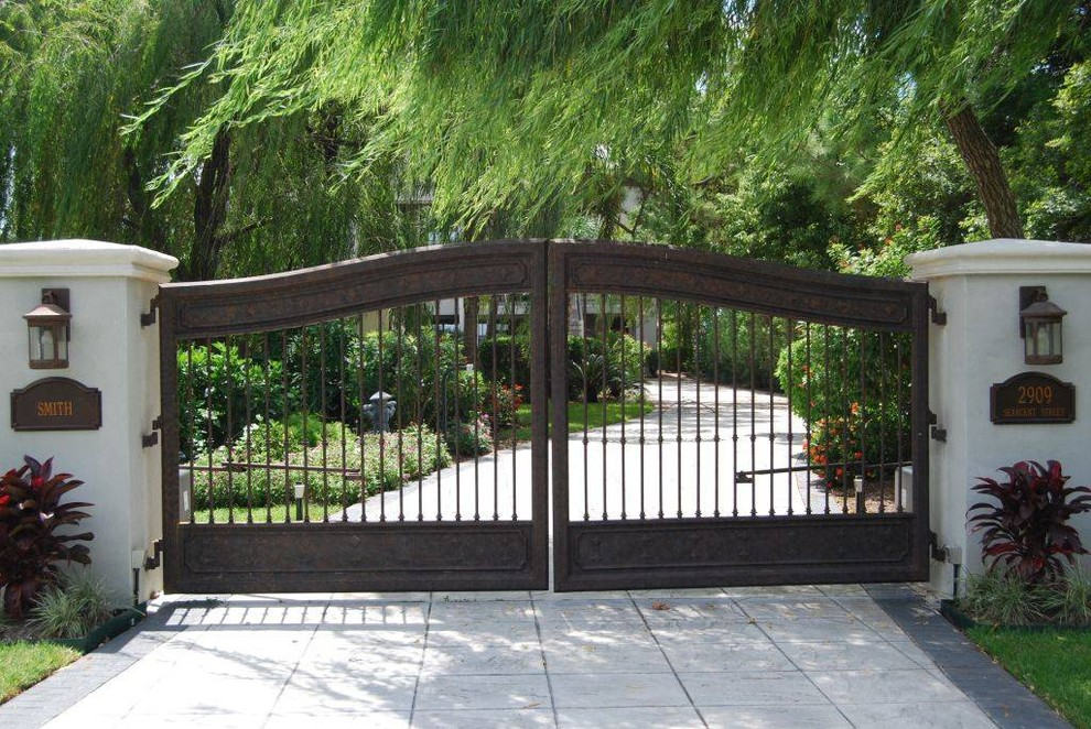 Best Driveways for Your Property! on Gate Color Ideas  id=42471
