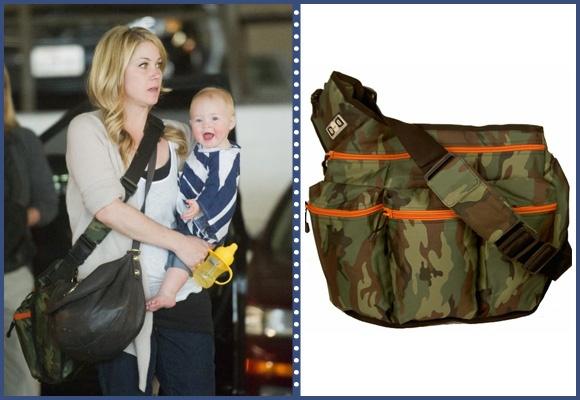Christina Applegate handbags