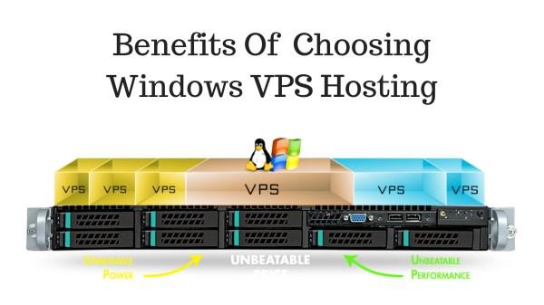 5 Reasons You Should Prefer Windows VPS Hosting