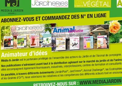 LeRalph / Flyer Media & Jardin – GROUPE J