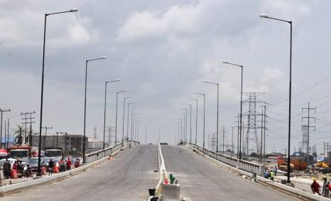 flyovers in Lagos, Ajah, Lekki, Ibeju-Lekki, road networks, connecting the cities